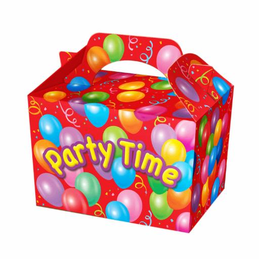 Partytime Party Box - Pack of 50
