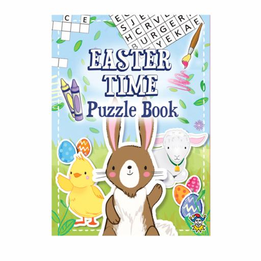 Easter Puzzle Book - Pack of 48