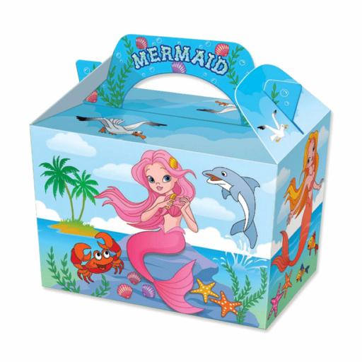Mermaid Party Box - Pack of 50