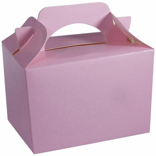Baby Pink Party Box - Pack of 50