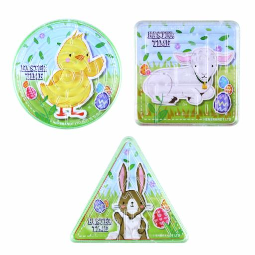 Easter Maze Puzzle - Box of 96