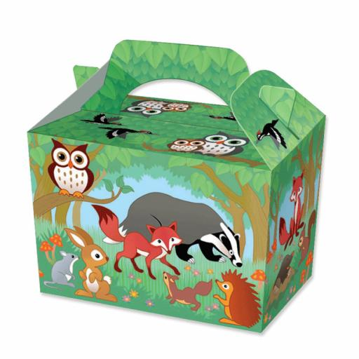 Woodland Party Box - Pack of 50