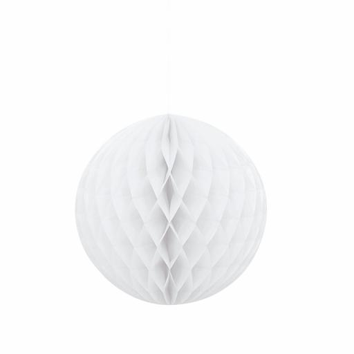 White Honeycomb Ball