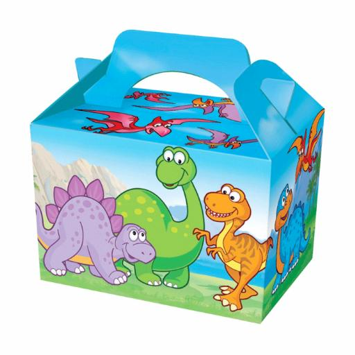 Cute Dinosaur Party Box - Pack of 50