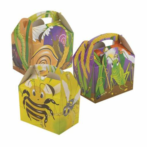 Bugs & Slugs Party Box - Pack of 50