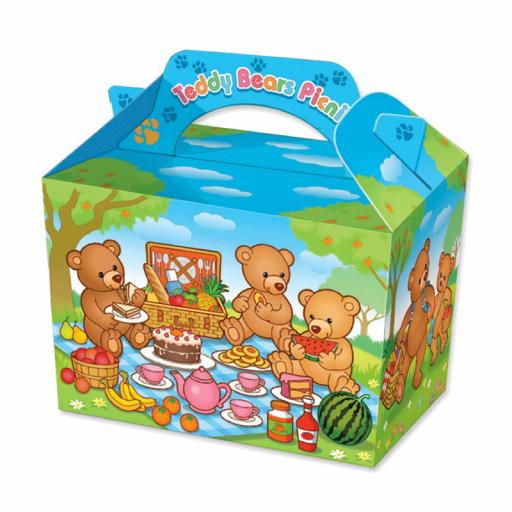 Teddy Bears Picnic Party Box - Pack of 50
