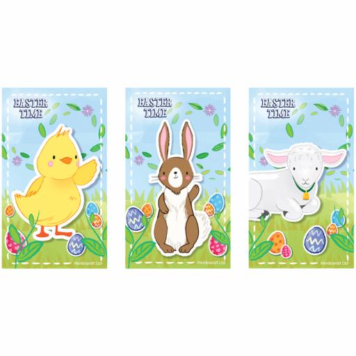 Easter Mini Notepad - Pack of 168