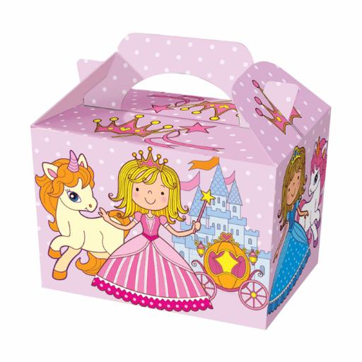 Princess Party Box - Pack of 50