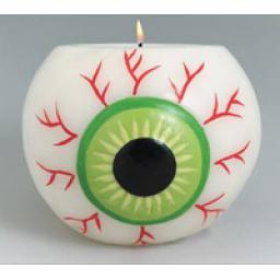 Halloween Eyeball Candle