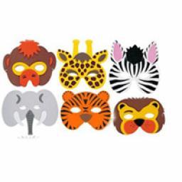 Wild Animal EVA Mask