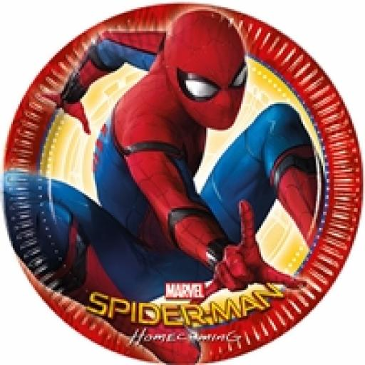 Spiderman Plates