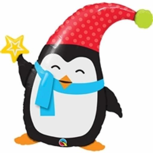 Elfin Penguin Supershape