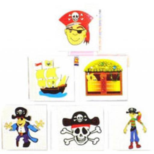 Tattoo Pirates