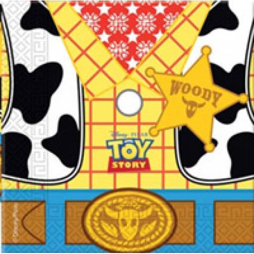 Toy Story Star Power Napkins