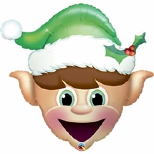 Christmas Elf Supershape