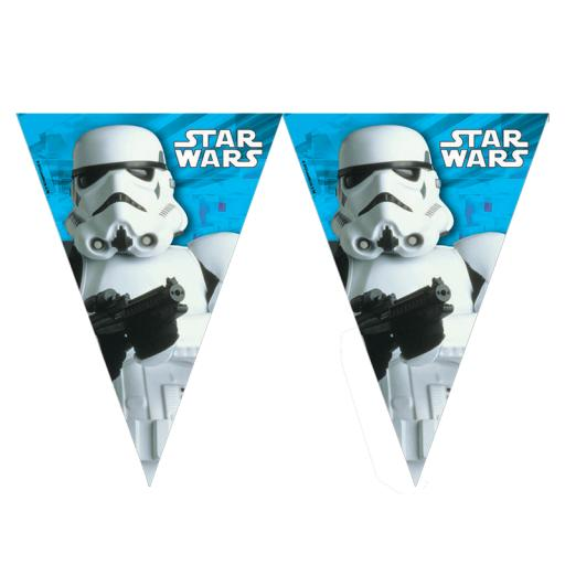 Star Wars Stormtrooper Flag Banner