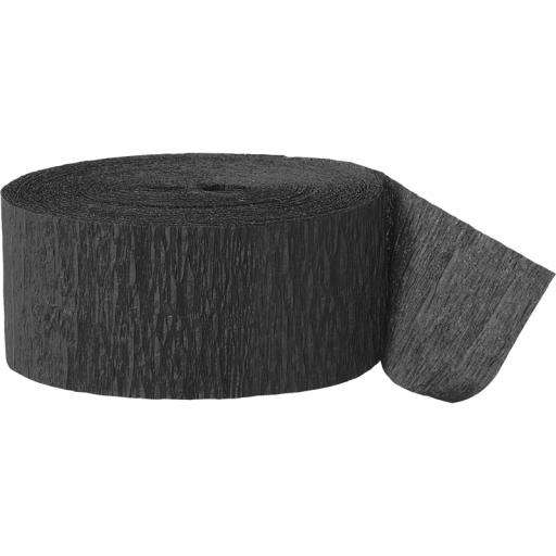 Streamer Black