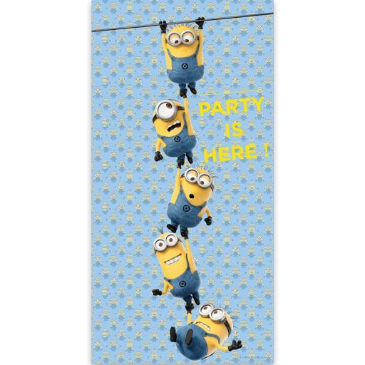Minions Door Poster