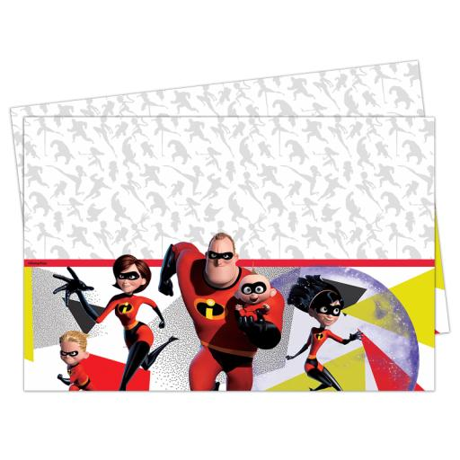 The Incredibles 2 Tablecover