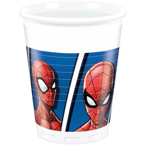 Spiderman Cups