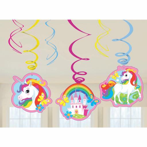 Unicorn Swirls