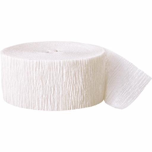 Streamer White