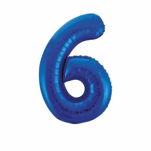 Giant Foil 6 Blue