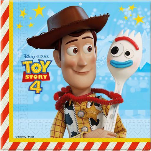 Toy Story 4 Napkins