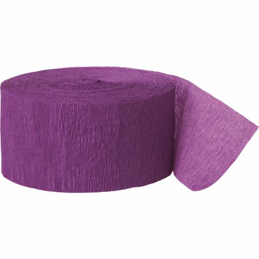 Streamer Purple