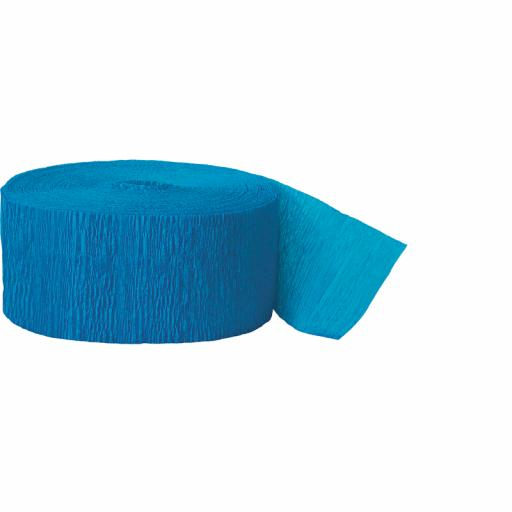 Streamer Turquoise