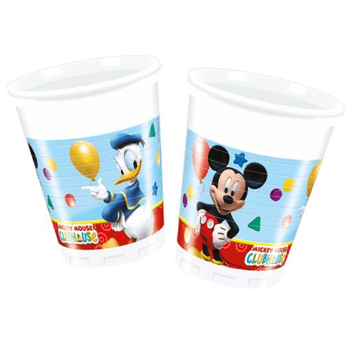 Mickey Clubhouse Playful Cups