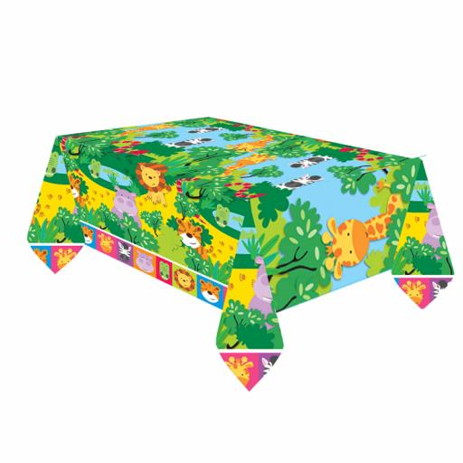 Jungle Friends Tablecover
