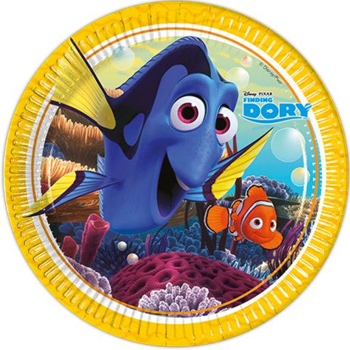 Finding Dory Plates