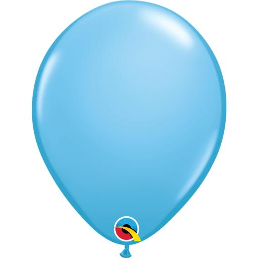 Latex Balloons Pale Blue