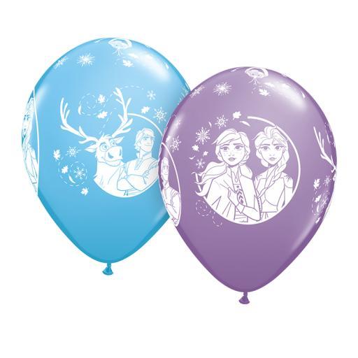 Frozen 2 Latex Balloons