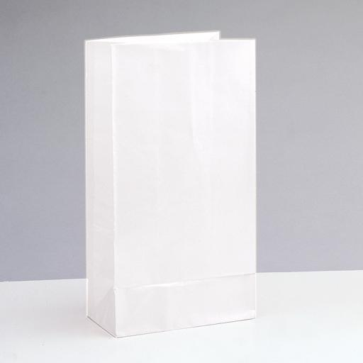 White Paper Party Bags