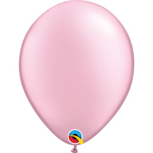 Latex Balloons Pearl Pink