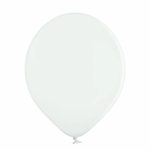 Latex Balloons - White - Pack of 100