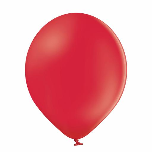 Latex Balloons - Red - Pack 100