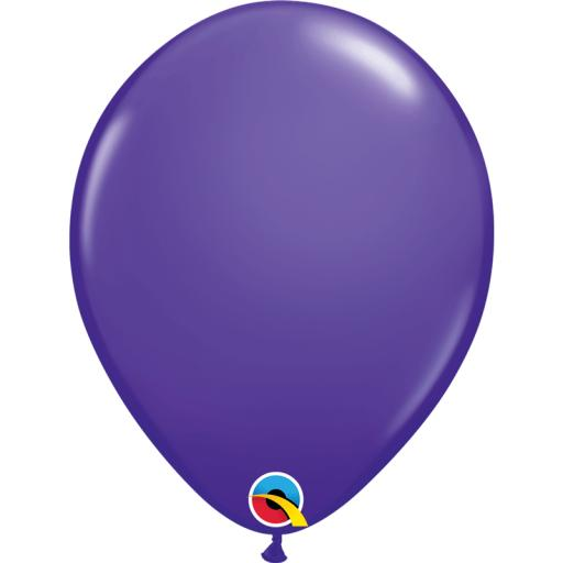 Latex Balloons Purple Violet