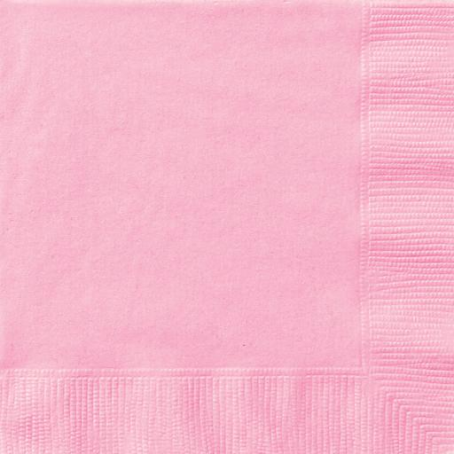 Lovely Pink Napkins