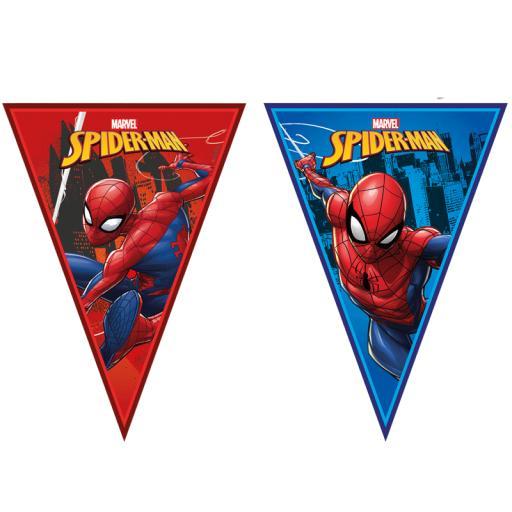Spiderman Flag Banner
