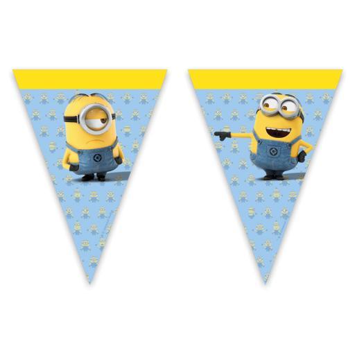 Minions Flag Banner