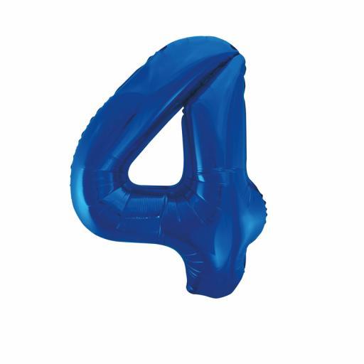 Giant Foil 4 Blue