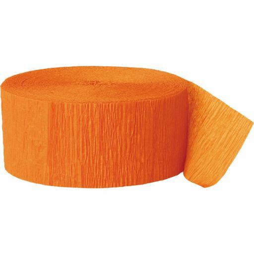Streamer Orange