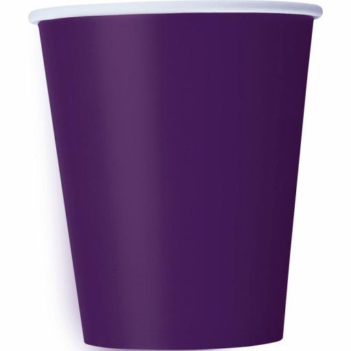 Purple Cups