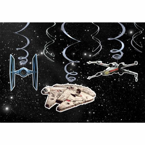 Star Wars Swirls (Pack of 6)