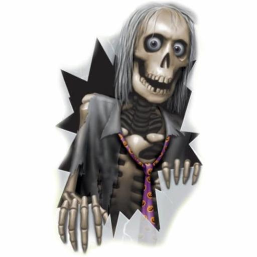 Mr Bones Glass Grabber