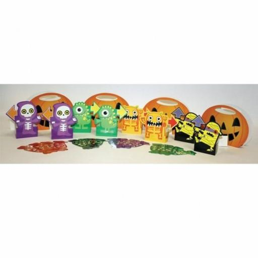 Boo Crew Monsters Candy Hunt Game