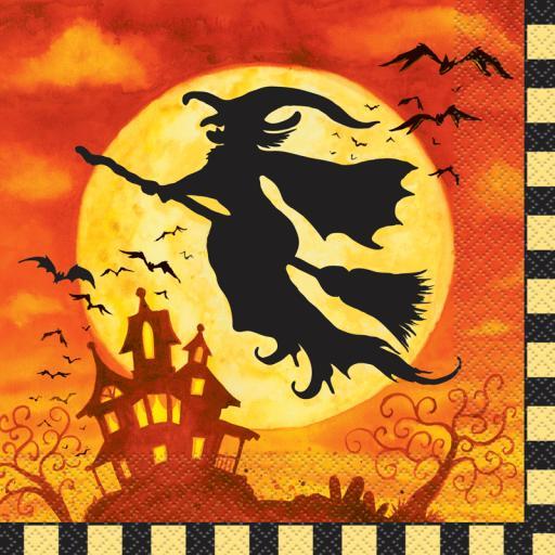 Spooky Hollow Napkins